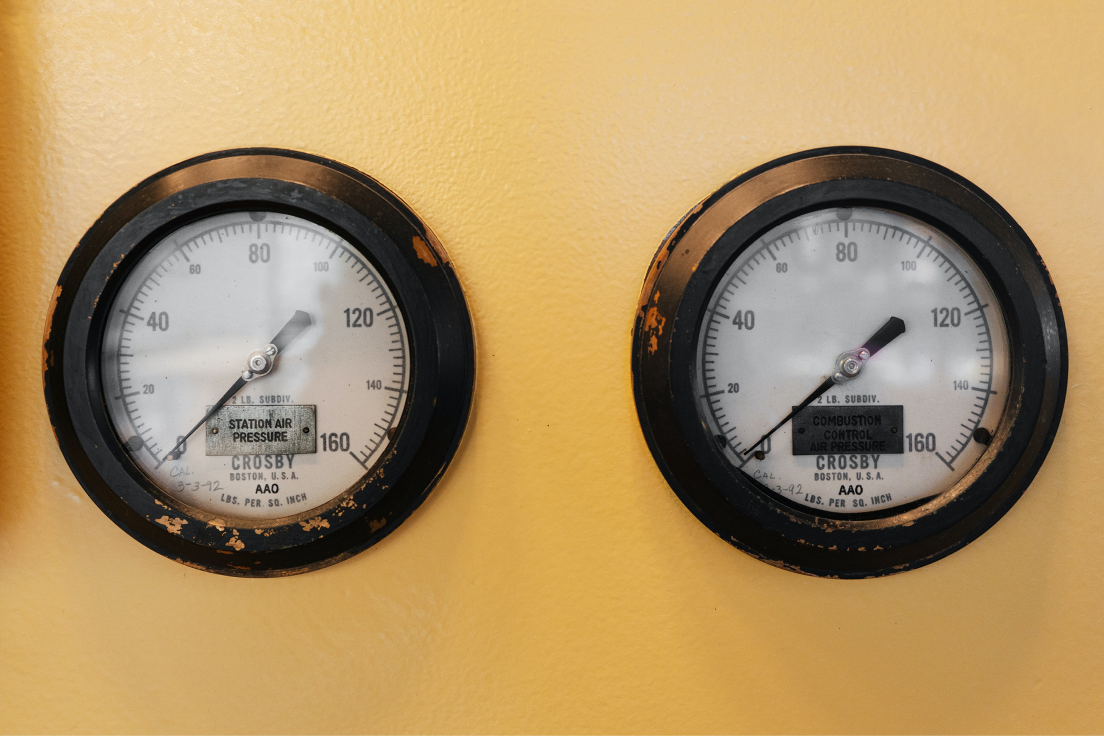 Beloit | Historic Gauges | Detail A