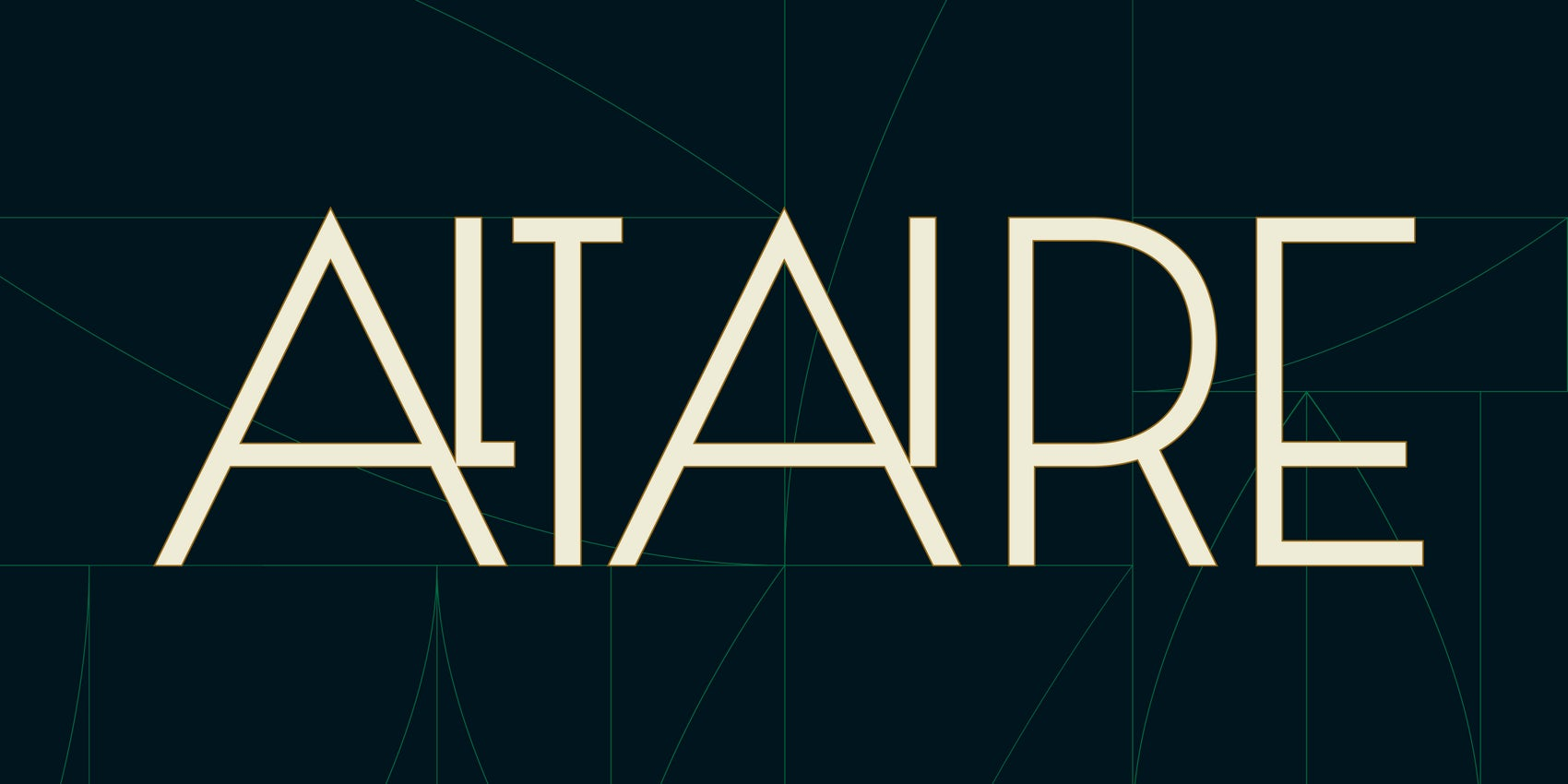 Altaire Logo Brand Typography Graphic Design Chicago Span02