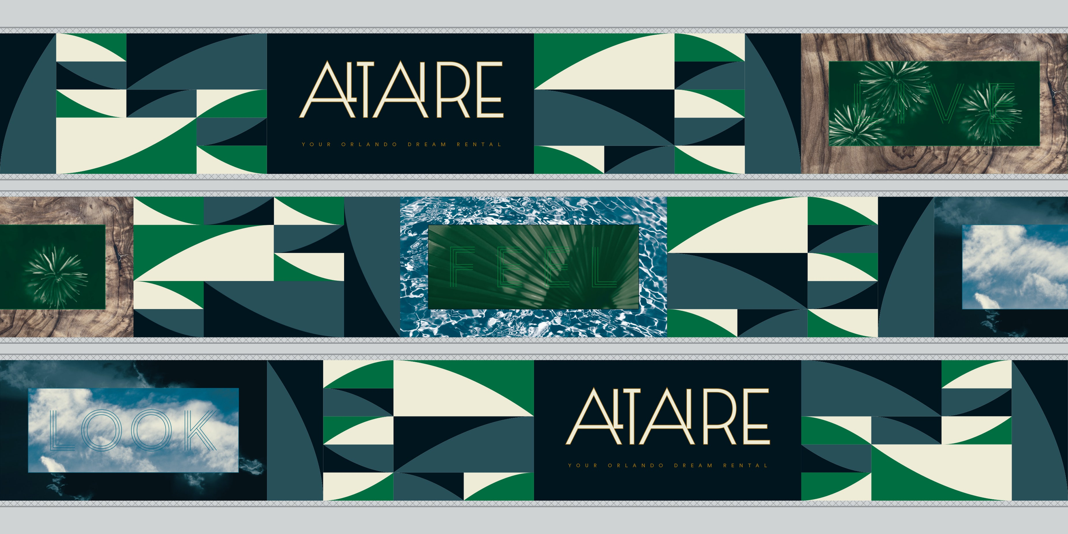 Altaire Logo Brand barricade02 Typography Graphic Design Chicago Span