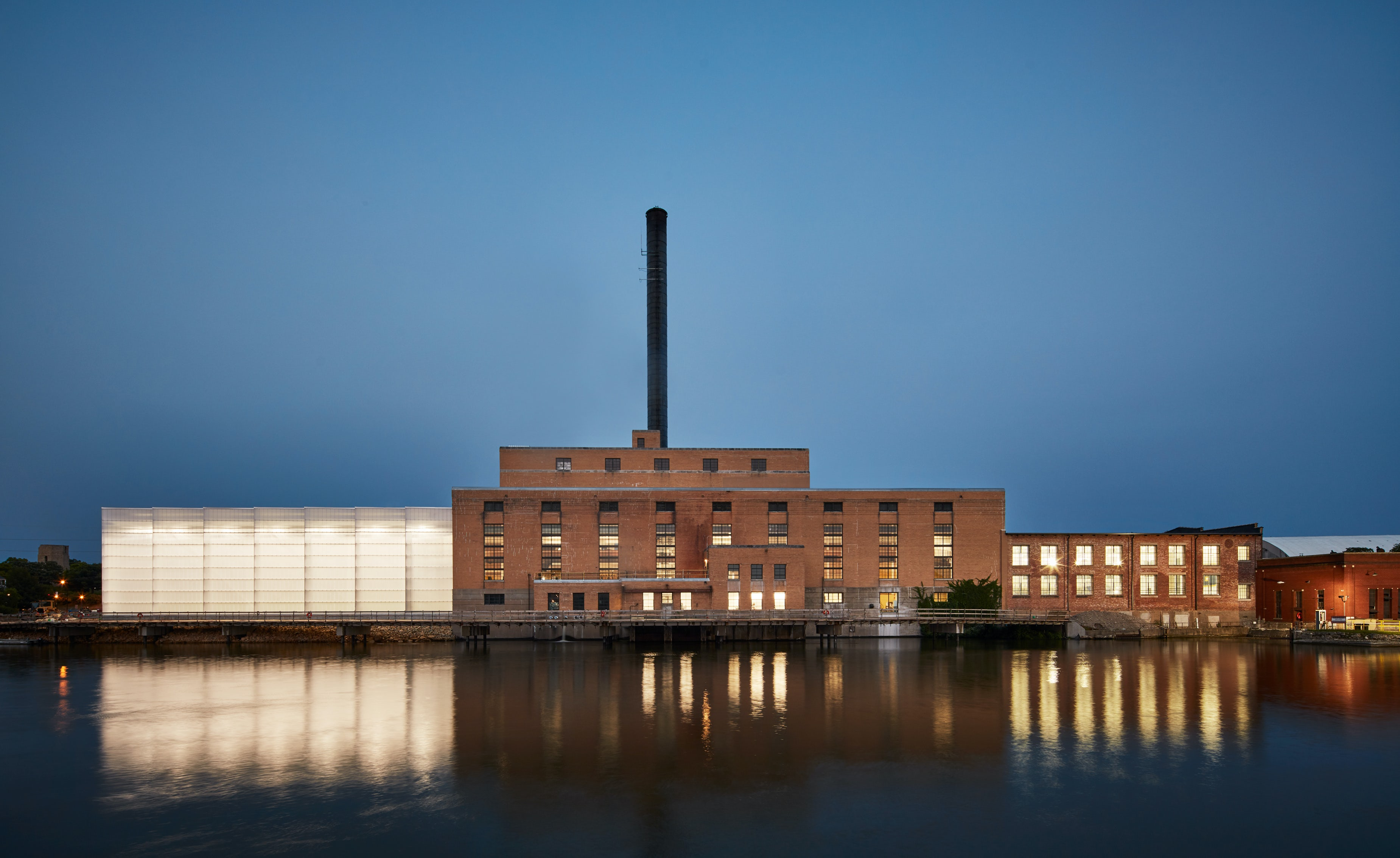 Beloit Powerhouse | Exterior