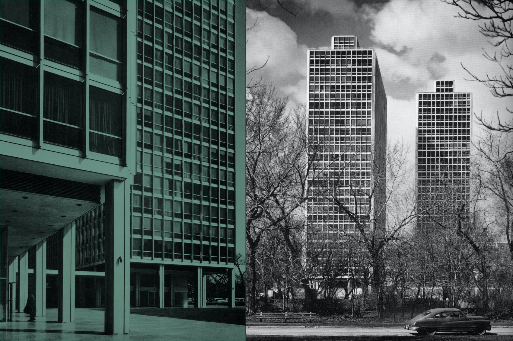 Commonwealth Plaza Historical Images