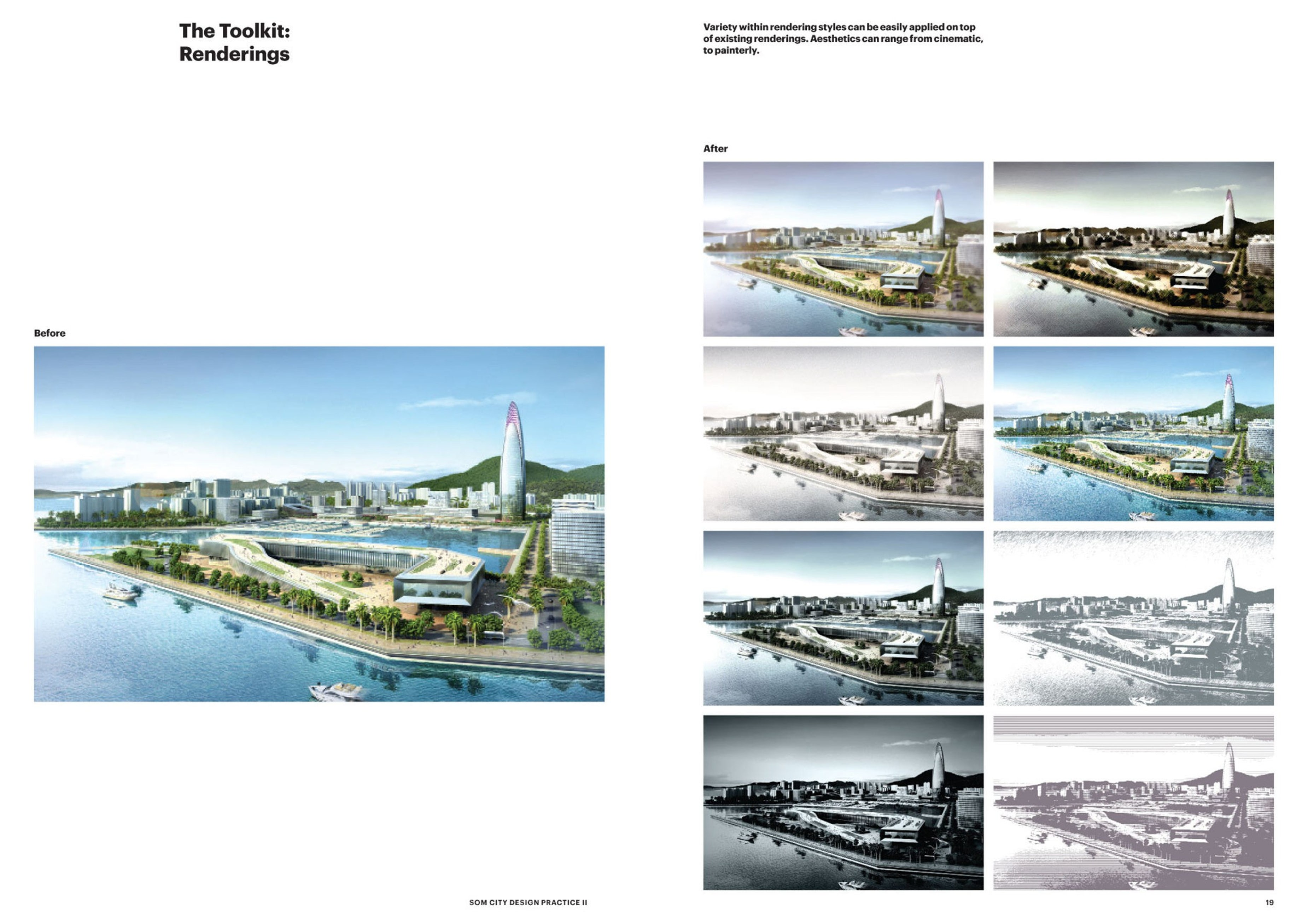 SOM City Design Practice Book 19